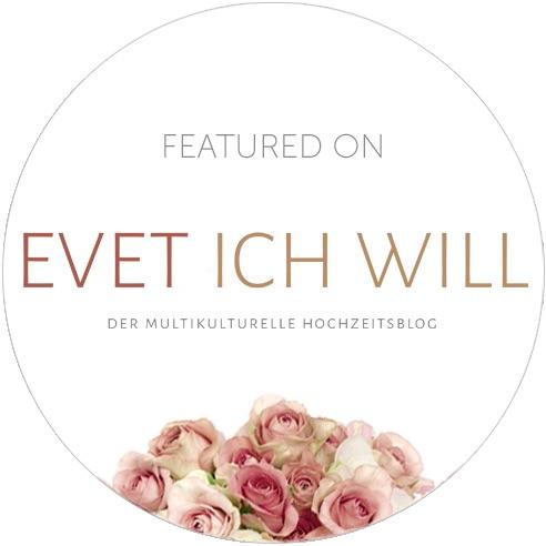 featured on evet ich will multikultureller hochzeitsblog