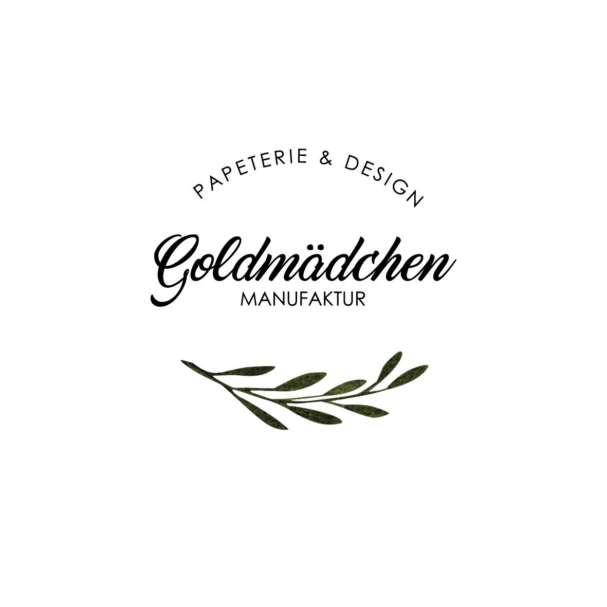 Logo Goldmädchen neu